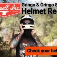 Biltwell Gringo helmet Recall