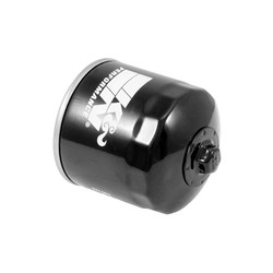 Filtre à huile Honda Nighthawk Cb700SC CBR400 CBX750 NV400 VF1000 VF1100 - Noir