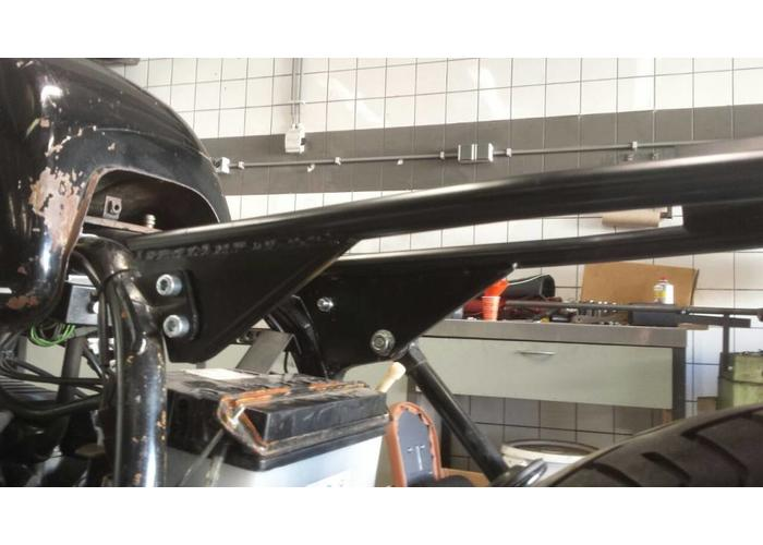 Wimoto BMW R65, R80, R90, R100 Heckrahmen Type 3