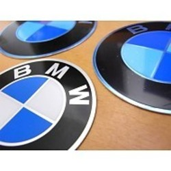 BMW 60MM Embleem RV2 Series