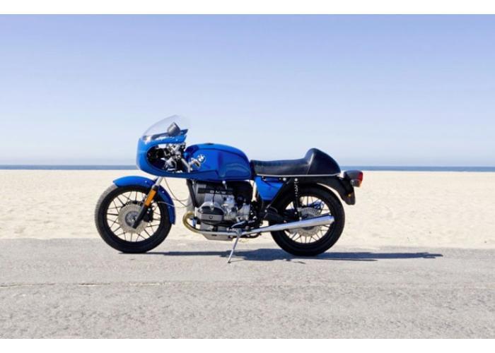 BMW alle R Modelle /7 Giulari Cafe Racer Replika Sitzbank