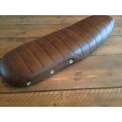 Selle CX500 Tuck 'N Roll Vintage Brown 81