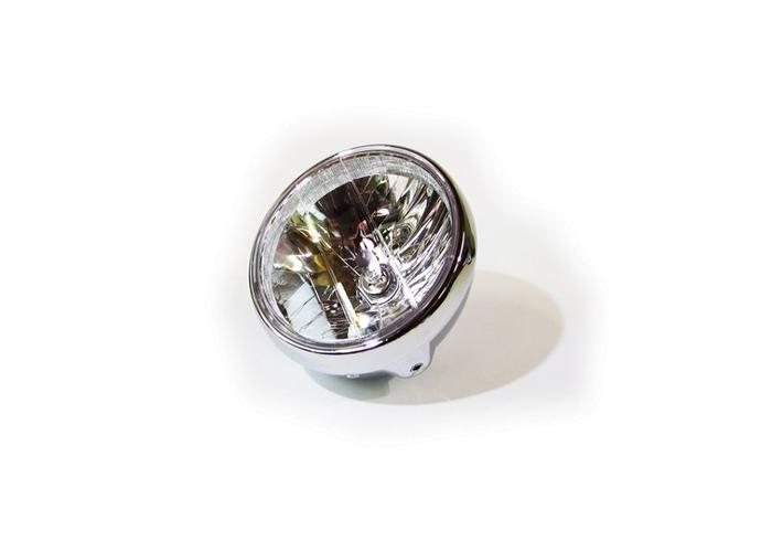 "7 ""Heldere Chrome-koplamp"