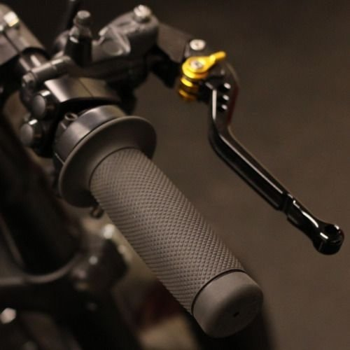 Biltwell 22mmRenegade Handvatten Black TPV