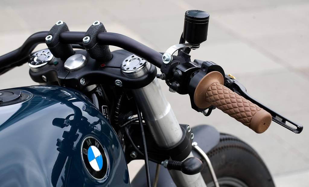 Black Superbike Bar 820MM - CafeRacerWebshop com