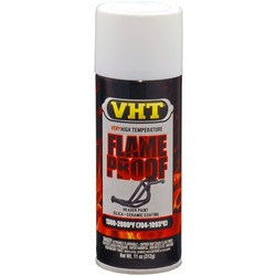 Couche primaire ininflammable - blanc mat