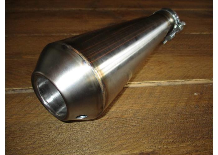 330MM Handgemachte Edelstahl Megaton Auspuff (Universal)