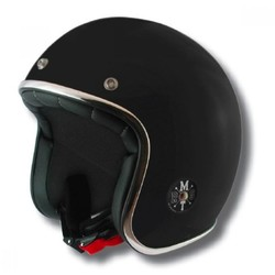 Helm Jet-Helm Le Mans Schwarz