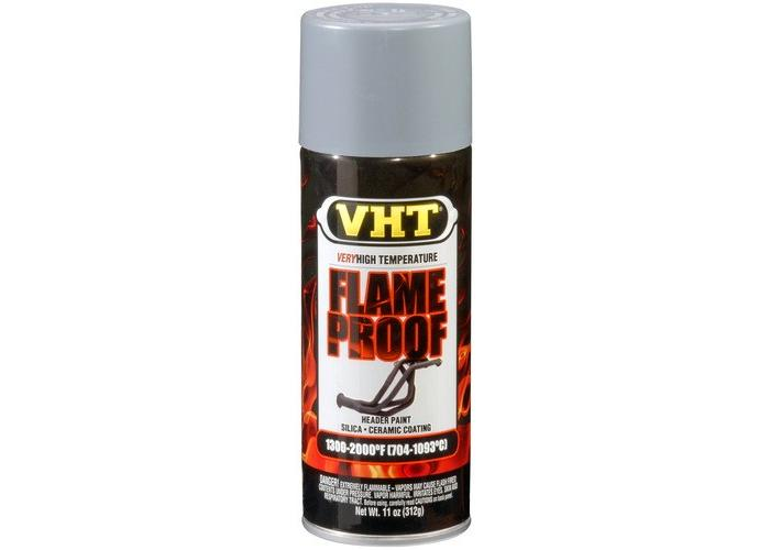 VHT Flameproof Matte Silver