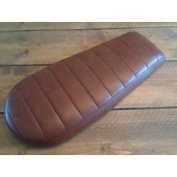 Tuck 'N Roll Brat Seat Vintage Brown Wide 71