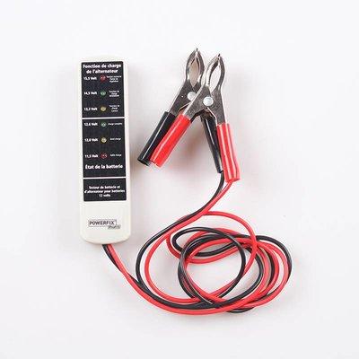 Multitester 12V Battery Tester