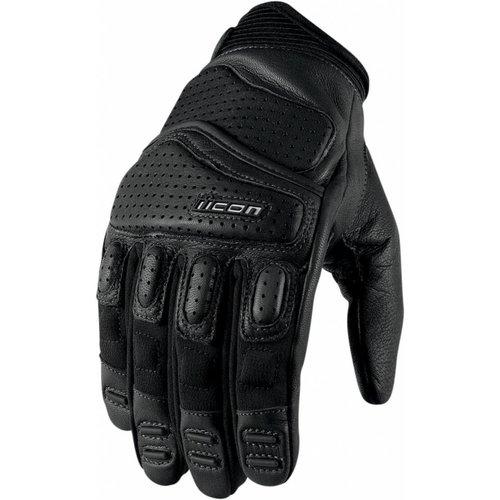 ICON Super Duty 2 Gloves Black