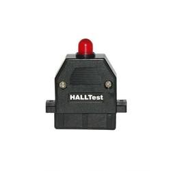 Équipement pour le réglage et le contrôle des capteurs Hall