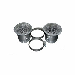 55mm Alloy Velocity Stack for BMW R2V Boxer models with 40 mm carburettors