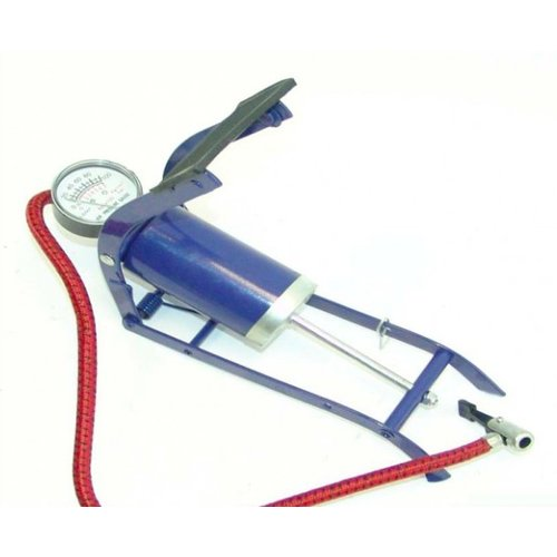 Double Tire Foot Pump