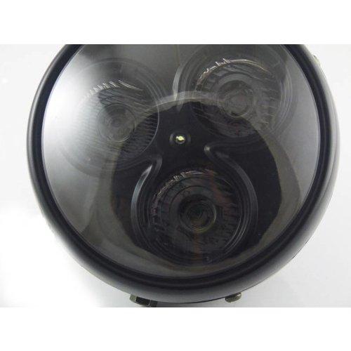 """6"""" 3 Projector Scheinwerfer Matt Schwarz"""