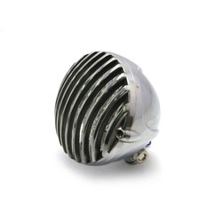 "4.5"" Prison Koplamp Bottom Mount Polished"