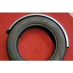 Hardtail Kotflügel Stahl 140 mm