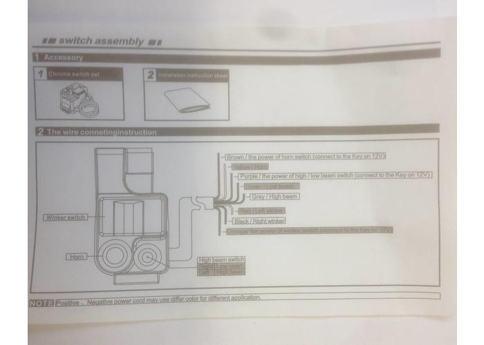 22MM Aluminium Multifunctionele Schakelaar