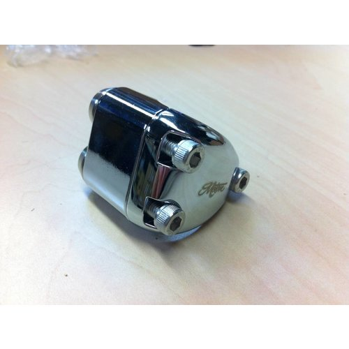 "Motone 3 Button Schakelaar 25.4MM of 1"" Chrome"
