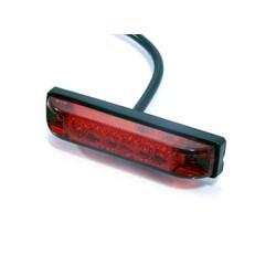 """Rücklicht LED-Streifen-Rot 4 """""""