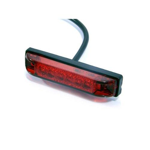 """Achterlicht LED Stripe Rood 4"""""""