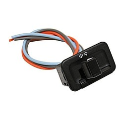Indicator switch with reset function