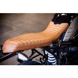Selle Flat Out Enzo (R NineT) marron