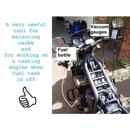 Benzine Prufstand Type 2