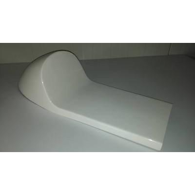Fiberglass Cafe Racer Sitzhöcker Type 20 aus GFK gefertigt