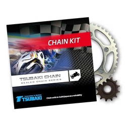 Chain / Sprocket Set 16/45/525 ALPHA XRG