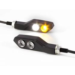 LED Flashing lights / Daytime running lights (Set) CNC