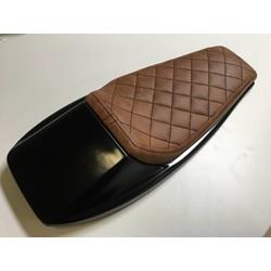 Street Tracker Seat Vintage Brown 68