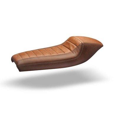 C.Racer Tracker Seat Fully Upholstered Vintage Brown 20