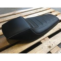 Tracker Seat Fully Upholstered Black 105