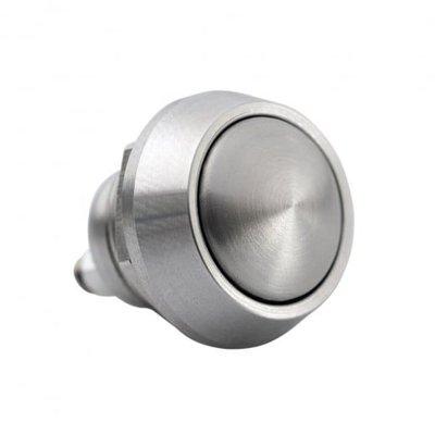 Motone Push Button M12 RVS