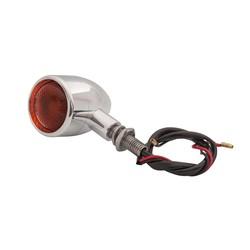 Custom Billet Indikator Blinker - Pair - Poliert