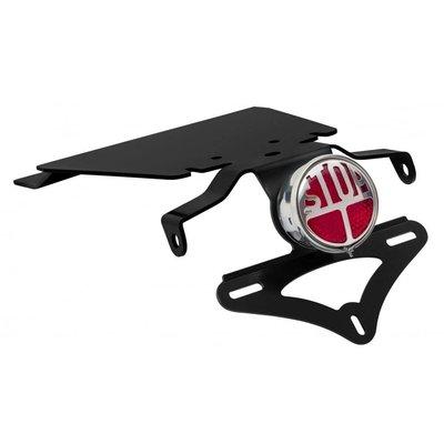 Motone Miller STOP Style Achterlicht Kit Triumph Gepolijst