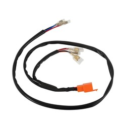 Plug and Play Wiring Harness Adapter - for rear Mudguard Mount Indicators