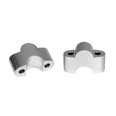 Motone Riser Inserts 1 inch Zilver