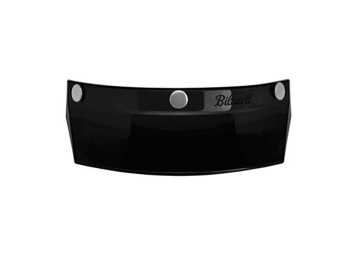 Biltwell Moto Visor Black