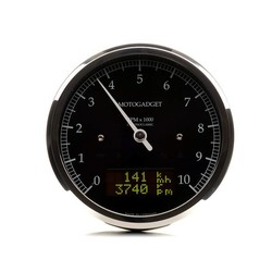 Chronoclassic Tacho Polished 10.000 RPM
