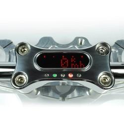MSM 22mm Stuur Clamp Gepolijst