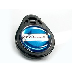 m-Lock Key Teardrop