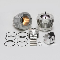 Replacement Kit Extra 1000cc Plug & Play für BMW R2V Modelle ab 9/1980