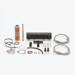 Ölkühler Kit mittig für BMW R2V Boxer Modelle
