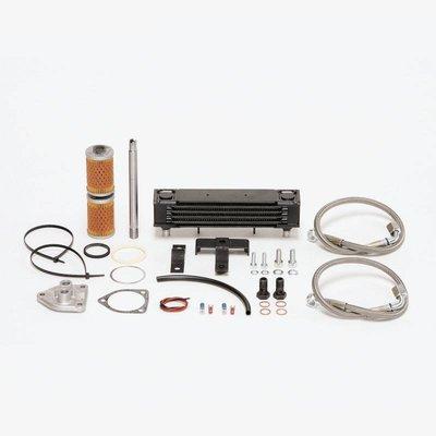 Siebenrock Ölkühler Kit mittig für BMW R2V Boxer Modelle