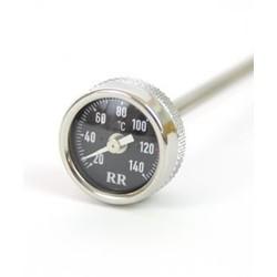 Öltemperaturmessstab lang, 285mm Länge, für R2V-Modelle mit langem Ölmesstab Zifferblatt schwarz