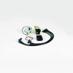 Dual ignition kit Q-tech for BMW R2V models after 9/1980, including modifying customers hall box