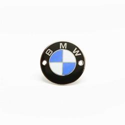 Emblème BMW 70 mm, modèles /5, verni, fixation par vis